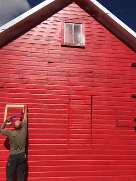 red barn oct 2018